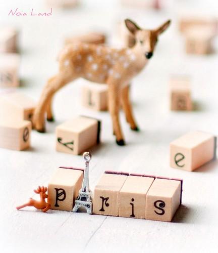 Ciervos y letras