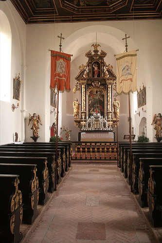 Barocker Hochaltar - ehem. Pfarrkirche St. Maria