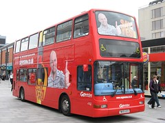 Go North East 3886 (NK51UCO) - 21-04-12