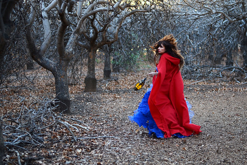 Run, Red Riding Hood
