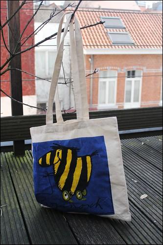 tigerente bag