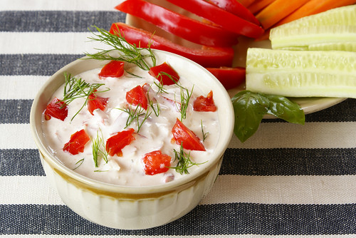 Zesty Sour Cream Dip