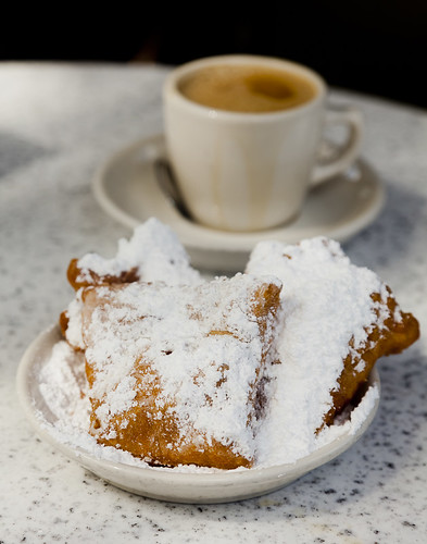 Cafe Du Monde - New Orleans, Louisiana