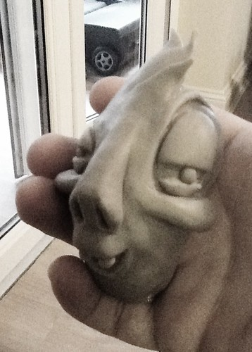 Doh! Sculpt in progress by [rich]