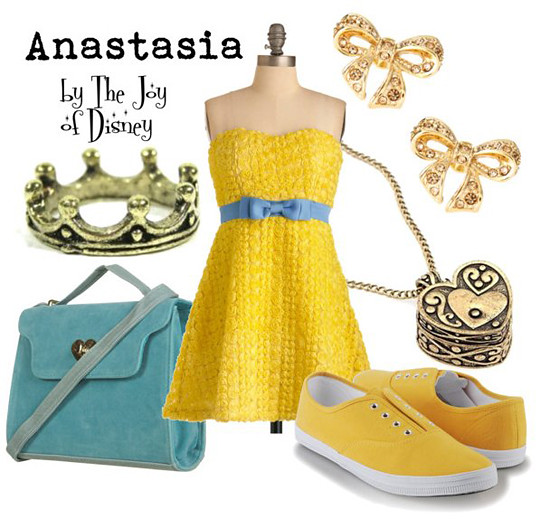 Inspired by: Anastasia