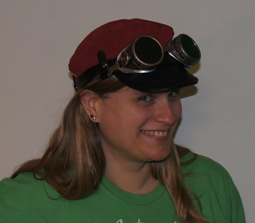 how to make your own steampunk goggles geekmom