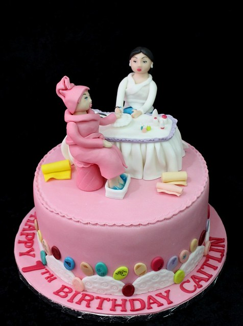Spa Themed Cakes http://www.flickr.com/photos/thehouseofcakesdubai/7060127783/