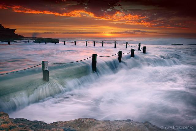 Sunrise @ Mahon Pool
