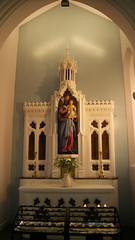 Marian Altar