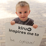 KLRU inspires me to... be curious!