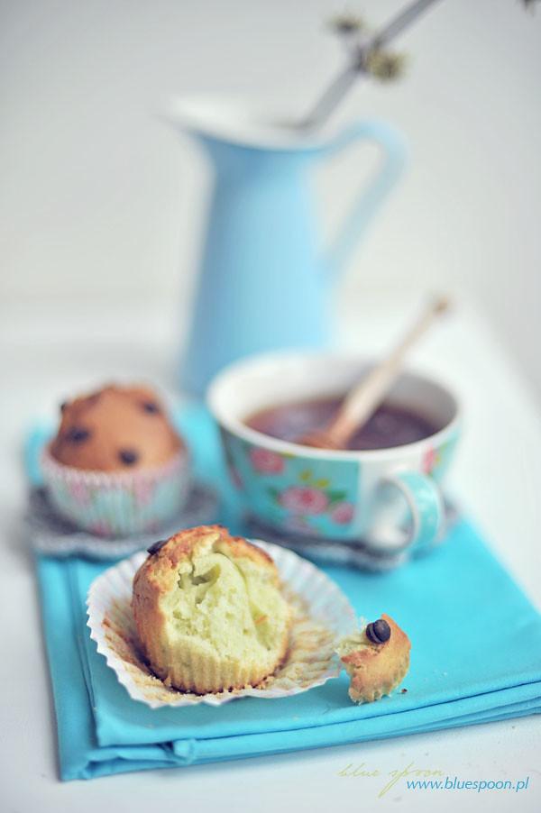 przepis na muffinki smietankowe