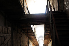 Two Story Cell Block