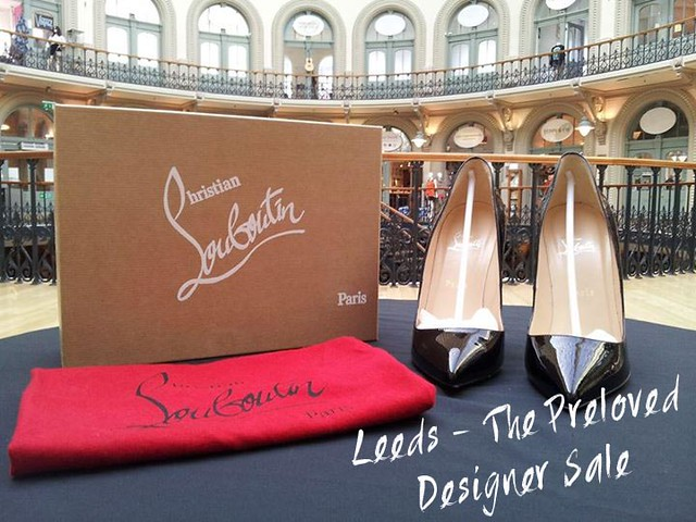 the preloved designer sale