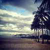 Morning in Santos #beach #praia #santos #saopaulo
