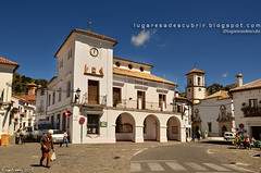 Ayuntamiento de Grazalema (Cádiz, España)