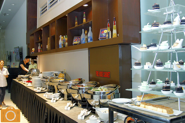 Prime Cafe lunch buffet