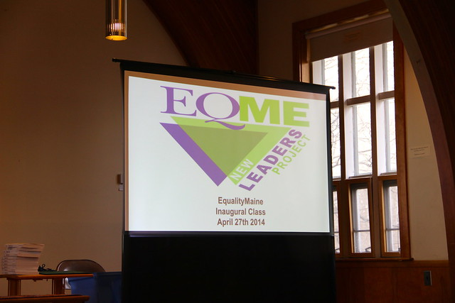 EQME New Leaders Project
