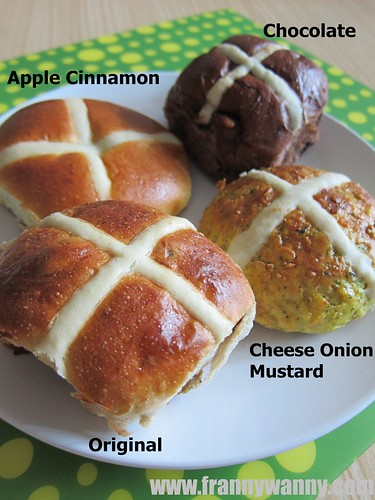 cedele hot cross buns 1