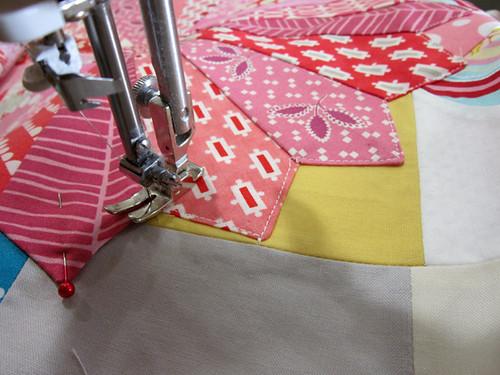 machine stitch
