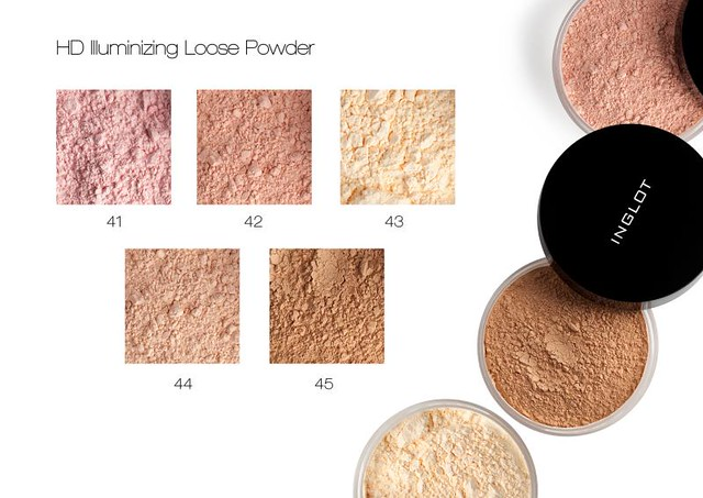 indication hd loose powder