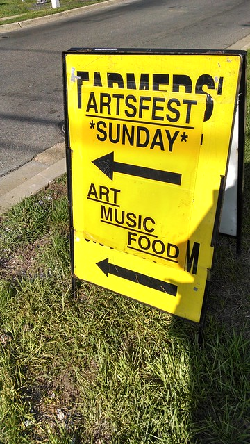 ArtsFest, Riverdale Park, Maryland, May 4, 2014