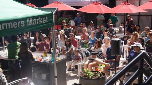 May 7, 2016 Mill City Farmers Market