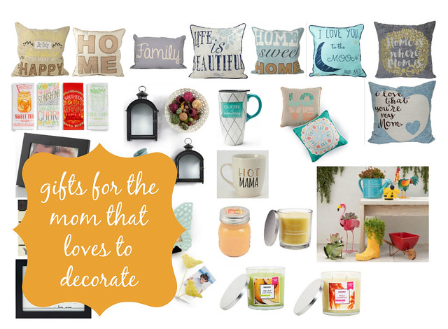gifts from kohl's for the mom that loves to decorate