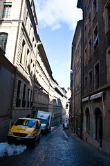 Old City Streets