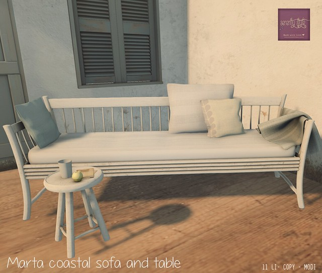 Serenity Style- Marta Coastal set exclusive for LTD event