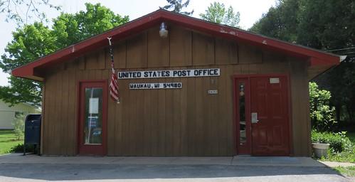 Post Office 54980 (Waukau, Wisconsin)