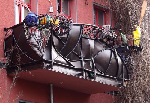 Balkon Nr. 39