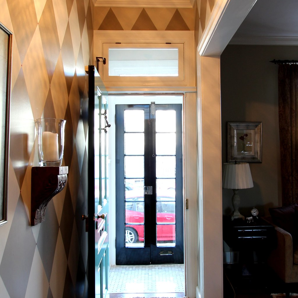 & Ask Old Town Home: How to Cure a Drafty Door - Old Town Home