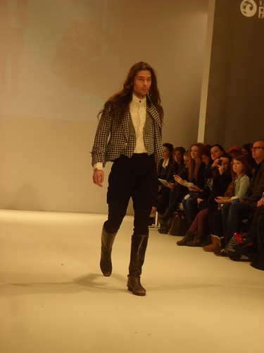 Prophetik London Fashion Week Autumn Winter 2012 Menswear