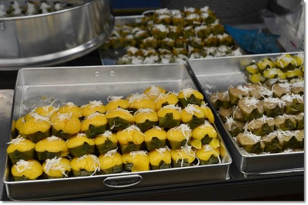 Thai Sweet Desserts