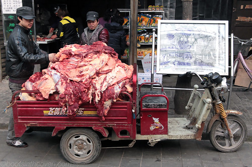 Mutton Delivery