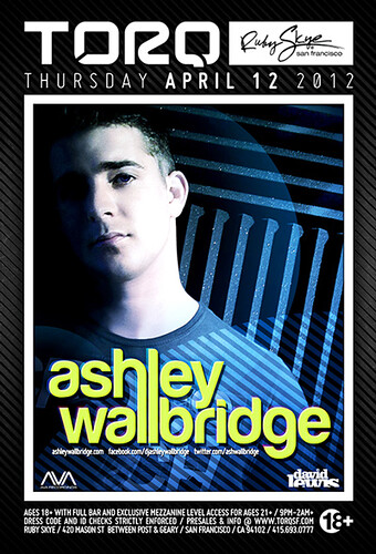 TORQ Thursdays: Ashley Wallbridge
