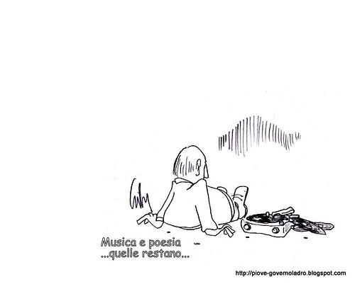 Lucio Dalla by Livio Bonino