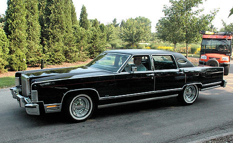 1979 lincoln continental town car at 2007 stan hywet fathe flickr photo. Black Bedroom Furniture Sets. Home Design Ideas