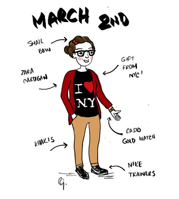 2 de Marzo