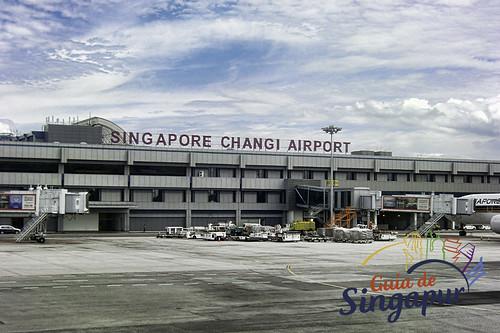 Changi – o aeroporto de Cingapura
