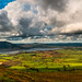 Clouds over Bassenthwaite Lake, Cumbria by sagesolar