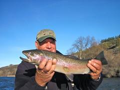 Klamath River - Gary's Big Buck