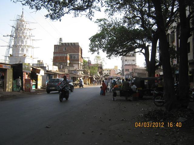 Road to Kalpataru Serenity, 2 BHK & 3 BHK Flats at Manjri, opp. Navratna Mangal Karyalay, Mahadev Nagar, Pune 412 307