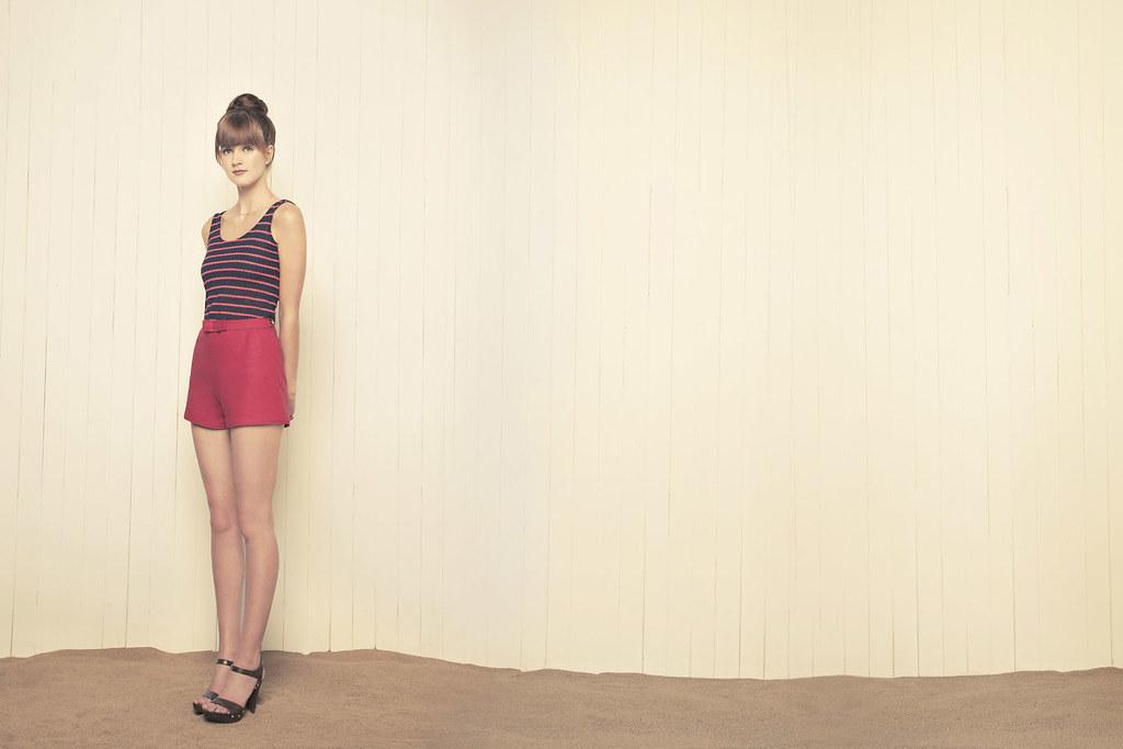 Betina Lou SS12- Chloe Red-1