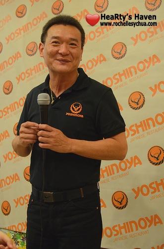 Yoshinoya Timmy Yang