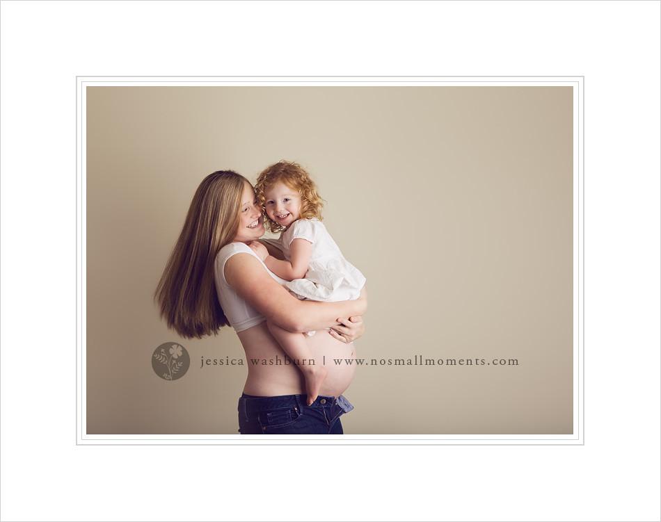 Albany maternity photography