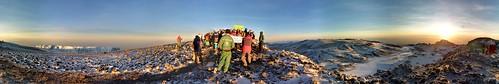 panorama kilimanjaro tanzania hugin