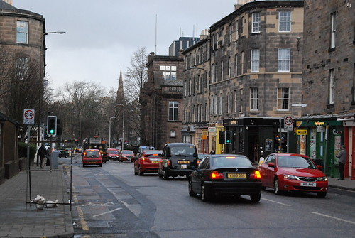 Edinburgh's new 20 mph Zone