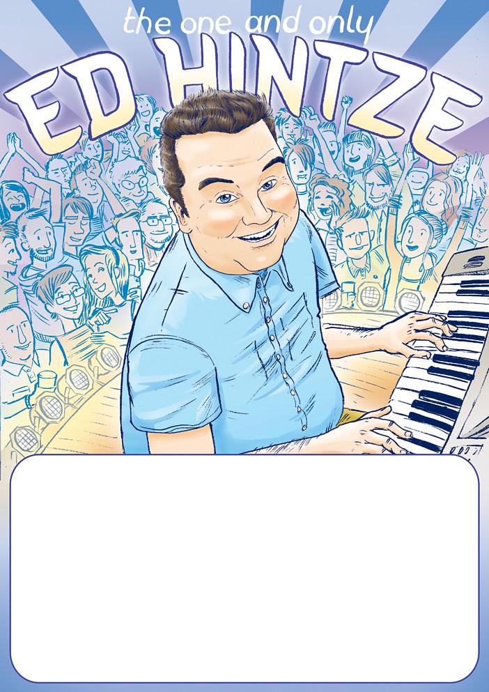 Ed Hintze Poster