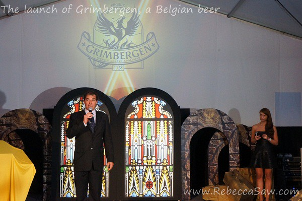 The launch of Grimbergen-009